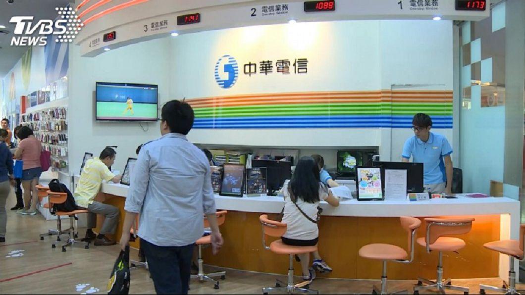 圖/TVBS 499吃到飽爆人潮 中華電官網客服掛點