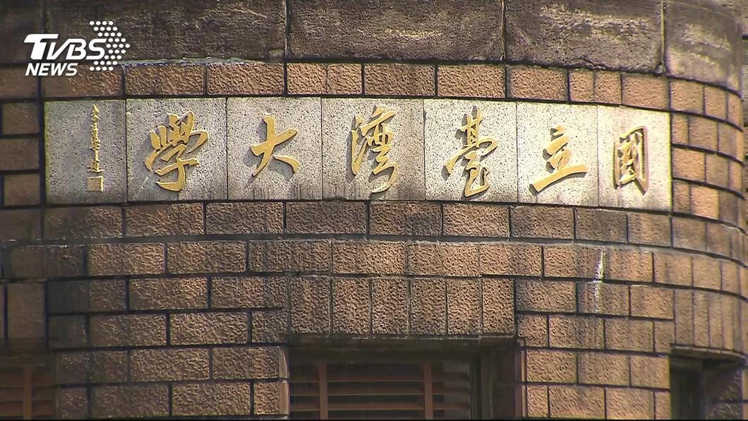 圖/TVBS 快訊/台大教務處系統遭駭 學生成績全變87分