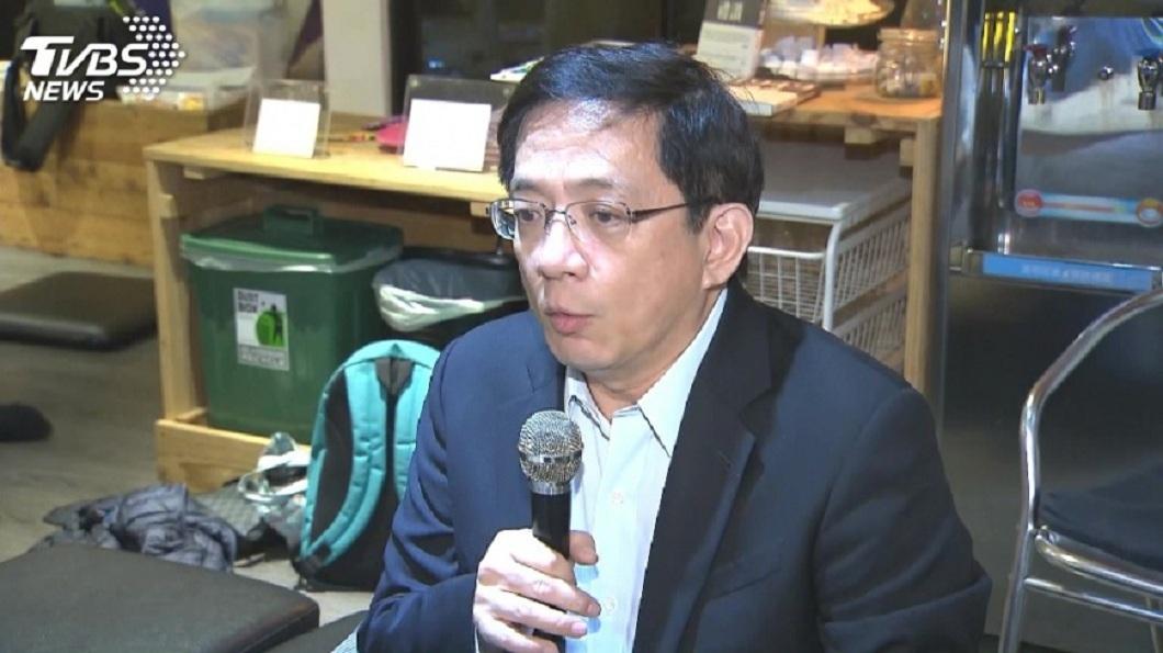 管中閔是否能上任台大校長,預計最快本週就會有結果。(圖/TVBS)