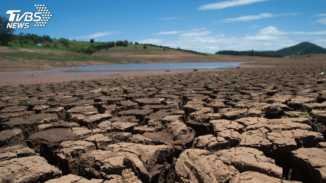 示意圖/TVBS 溫室效應若不減 美加州恐面臨旱澇交替