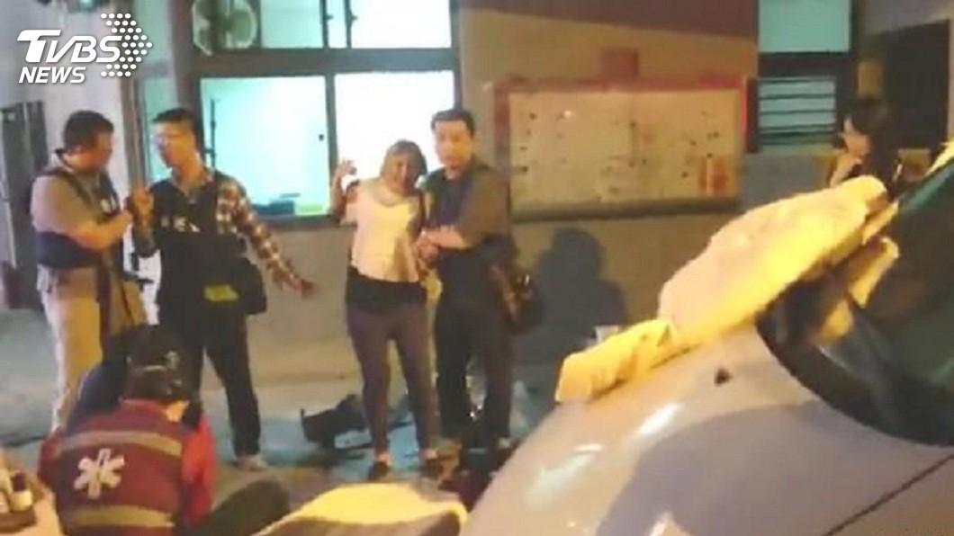 法官審理後認為員警並無用槍時機不當,判決免賠。(圖/TVBS資料照)