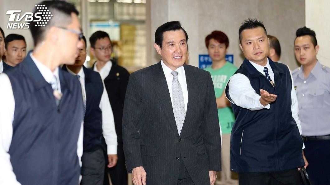 洩密案逆轉,前總統馬英九遭改判有罪。圖/TVBS資料畫面 讓柯建銘無罪被監聽 女檢聞「馬改判有罪」樂翻:想放炮