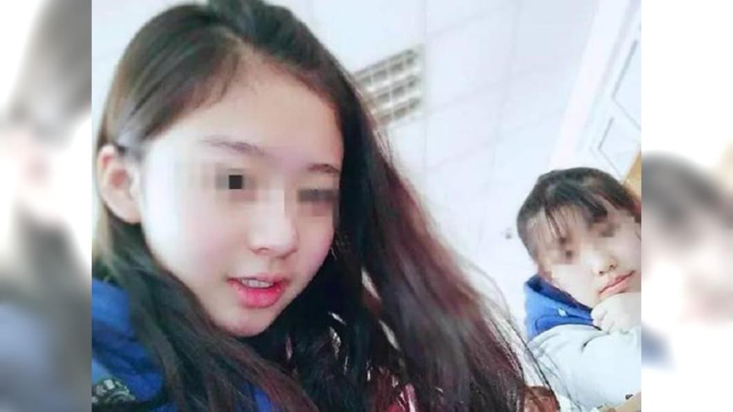 16歲女學生姚易生前照片。圖/翻攝自紅星新聞 正妹被同學性侵殺害 母花1500萬展開「復仇行動」