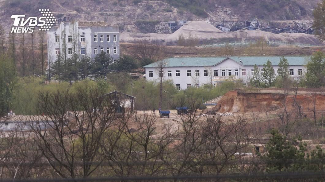 圖/達志影像美聯社 試射飛彈逾80次 金正恩擁核要美韓妥協