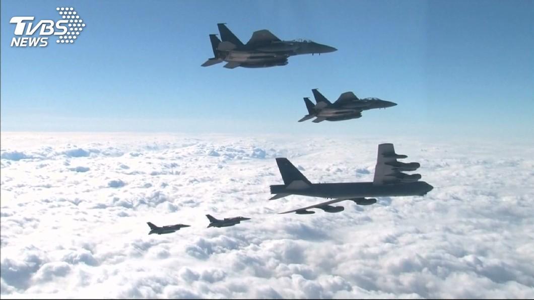 示意圖/TVBS資料畫面 共軍若攻台 他點出轟炸中心將是「台北大直」