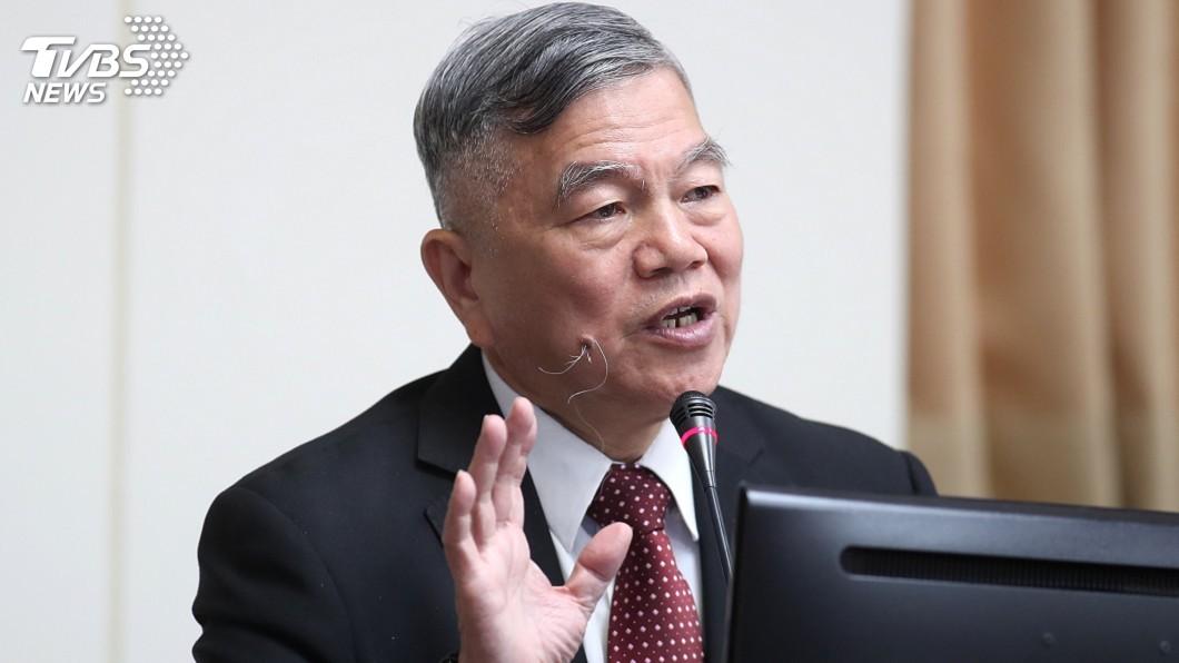 圖為經濟部長沈榮津。圖/中央社 因應ECFA恐中止 沈榮津:產業升級轉型多元布局
