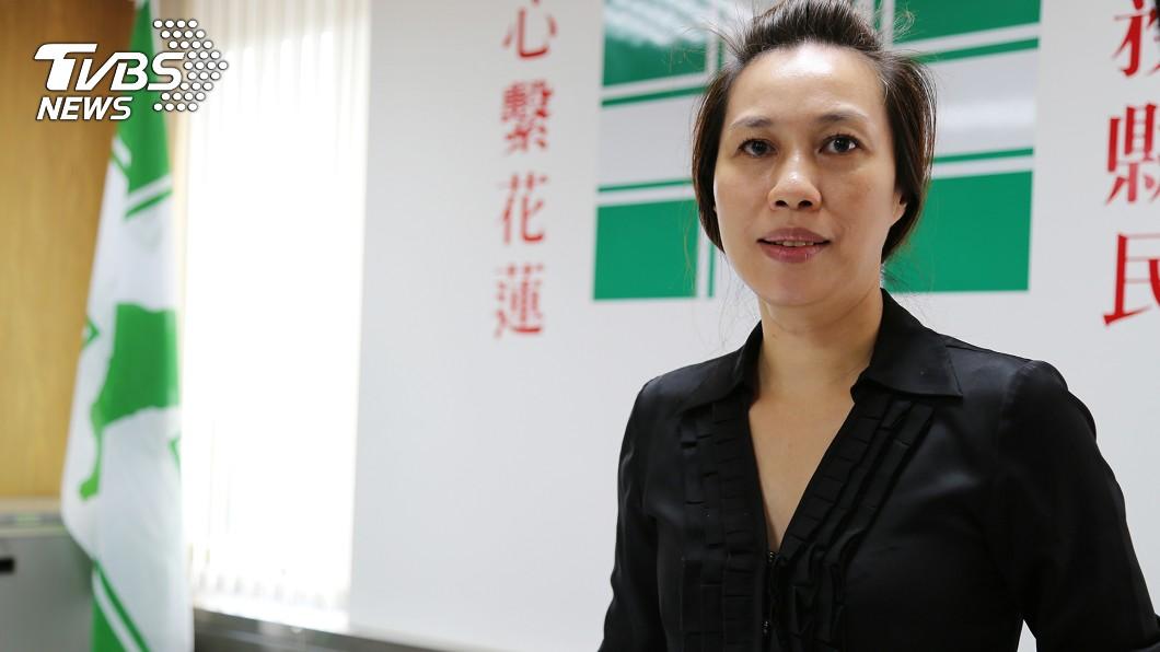 圖/中央社 劉曉玫深耕花蓮20年 議會戰轉戰百里侯