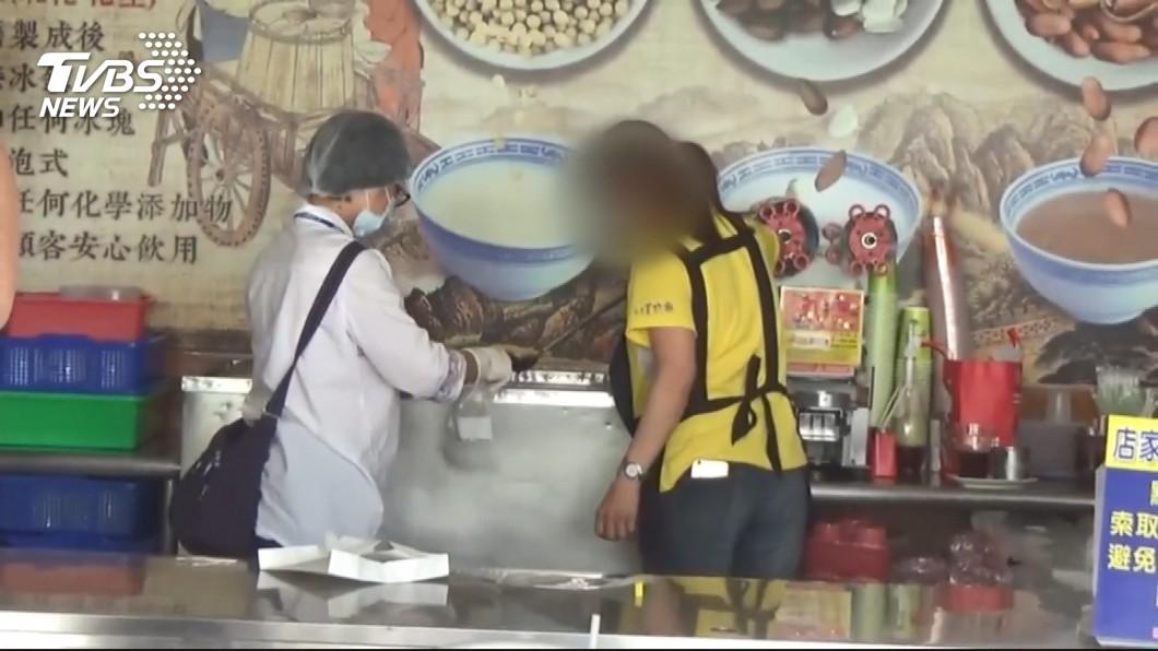 圖/TVBS資料畫面 碩士生食物中毒暴斃 嘉檢起訴嘉義豆奶攤負責人