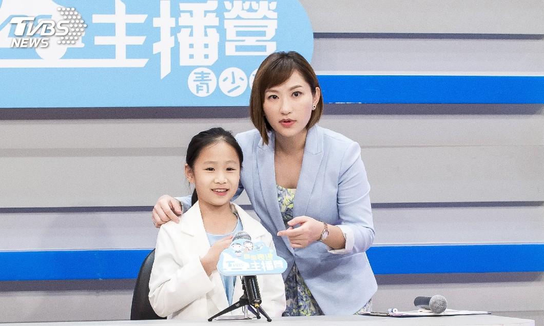 圖/TVBS TVBS自信表達主播營 創造屬於自己的獨特魅力!