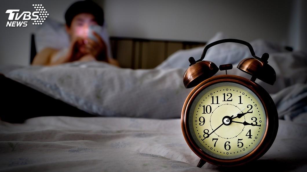示意圖/TVBS 睡眠減肥法是真的?美研究:睡5小時「1年胖快6公斤」