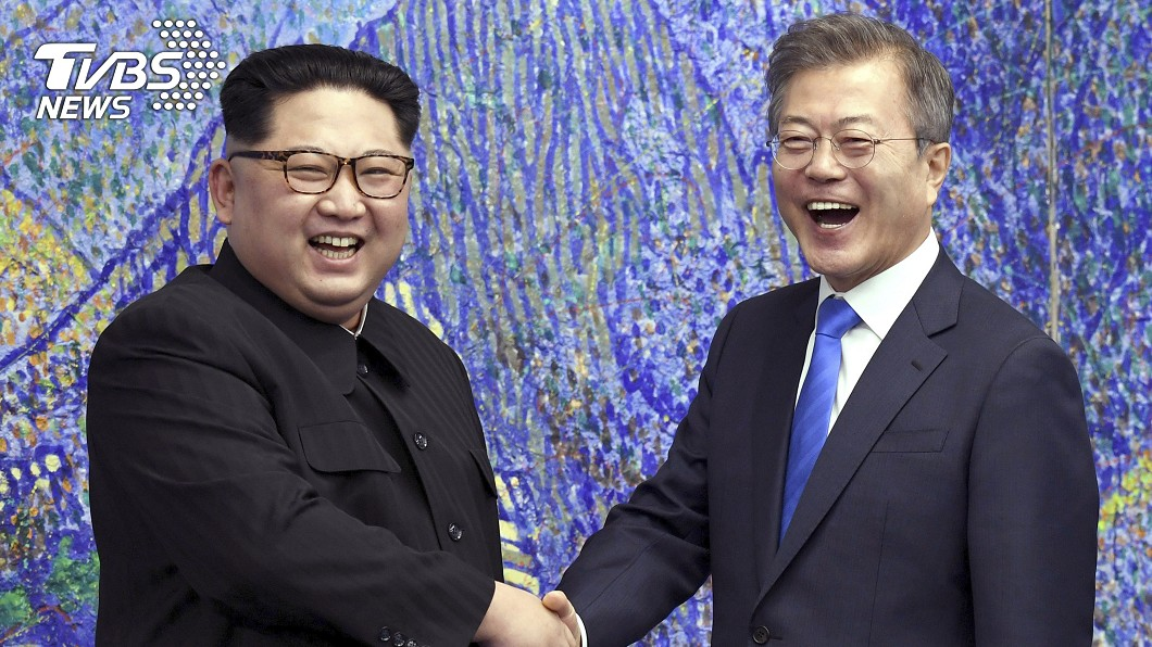 圖/達志影像美聯社 兩韓握手言和 歷年震撼世界之握總整理