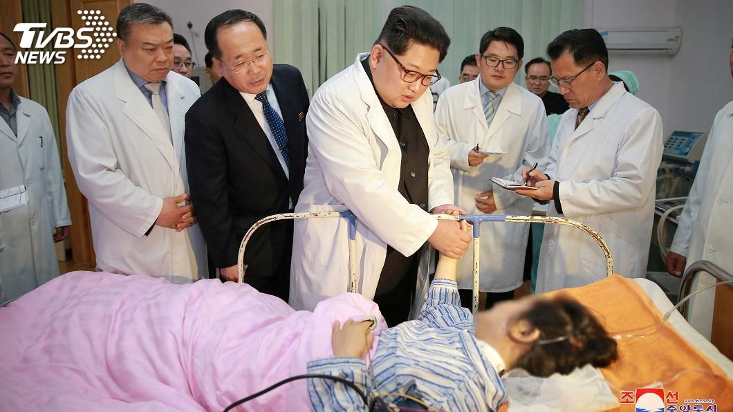 圖/達志影像路透社 陸客北韓大車禍 中國低調、北韓高調