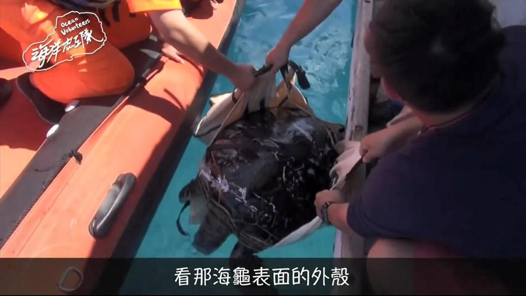 圖/小琉球海洋志工隊提供