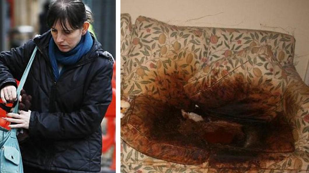 圖/翻攝BBC 女律師專為長者打官司 卻任母全身沾滿糞便死去
