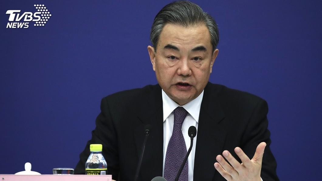 圖/達志影像美聯社 川金會在即 中國外長王毅5月初訪北韓