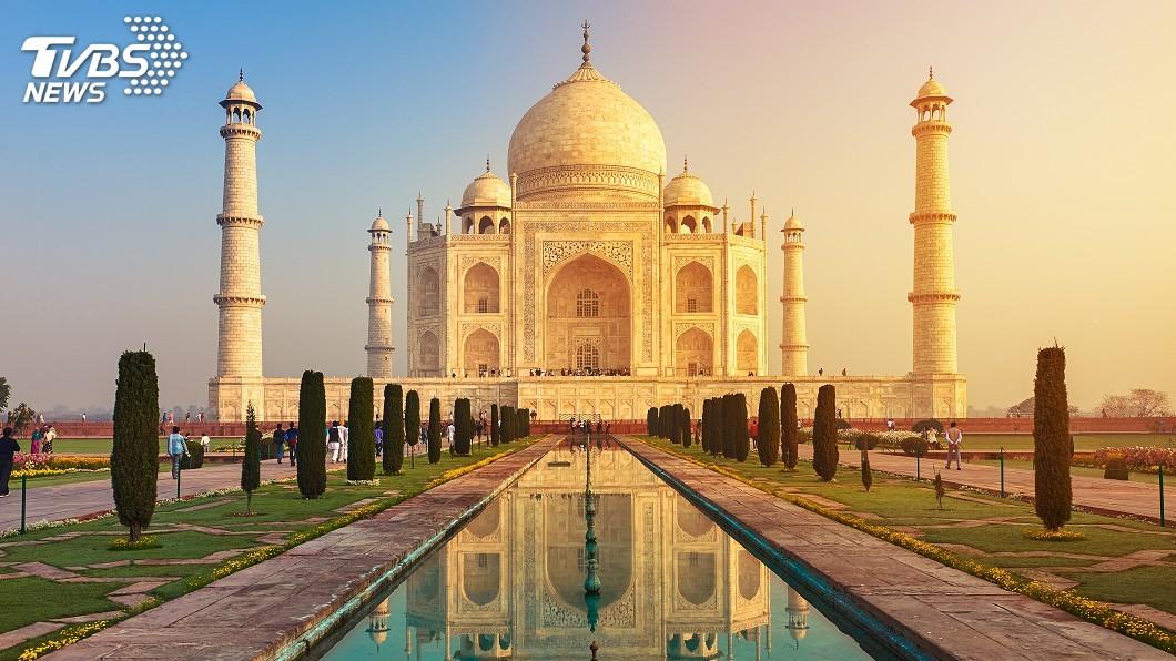 示意圖/TVBS 印度推「認養」遺址計畫 挨批將古蹟私有化