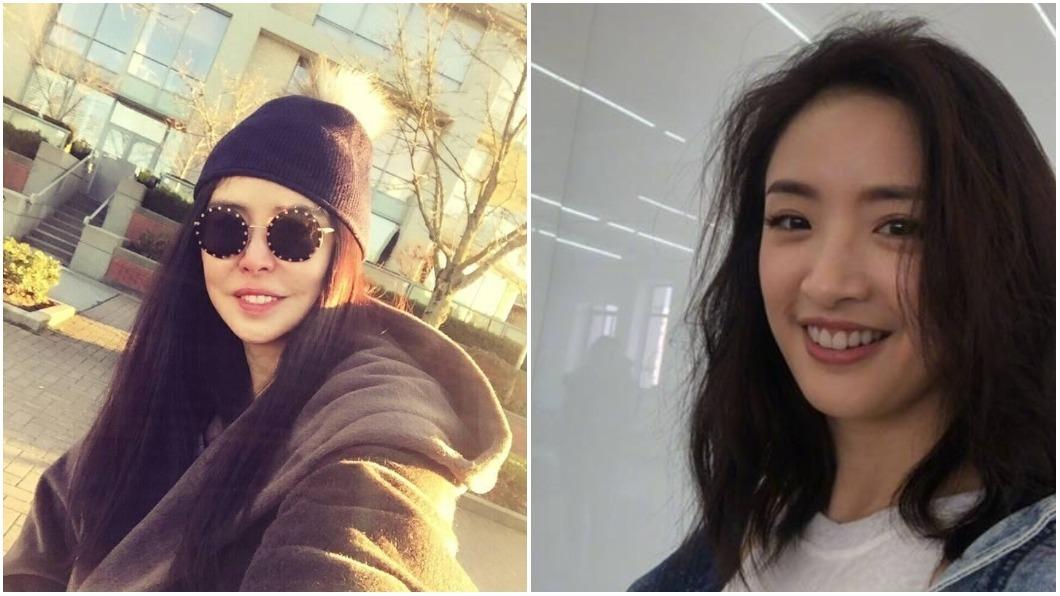 圖/翻攝自王祖賢臉書(左)、林依晨臉書(右)