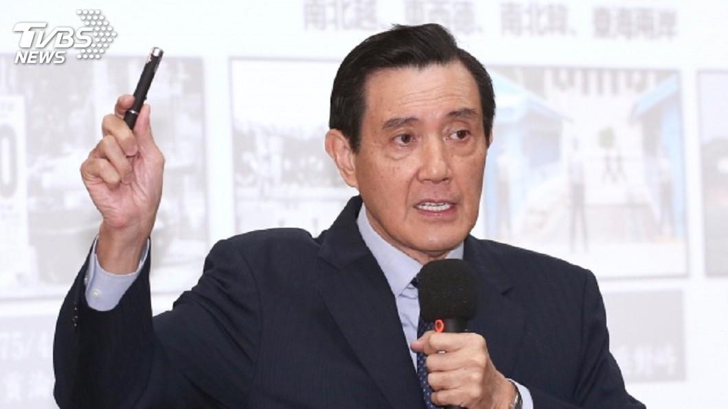 圖/中央社 反對興建深澳電廠 馬英九:應啟動核四