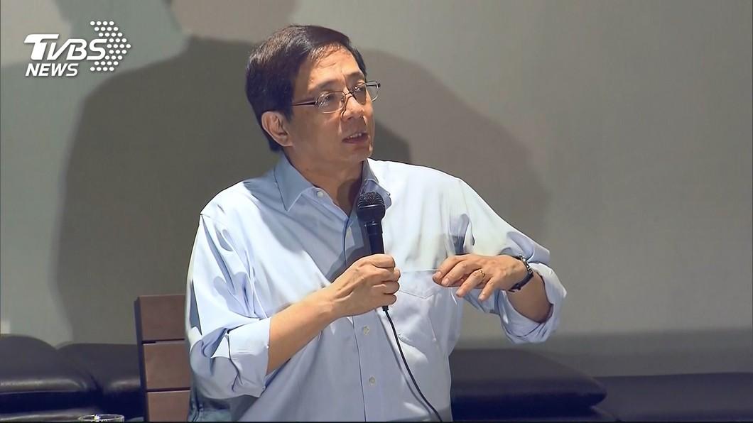 圖/TVBS資料畫面 公懲會判申誡 管中閔律師質疑違憲解釋
