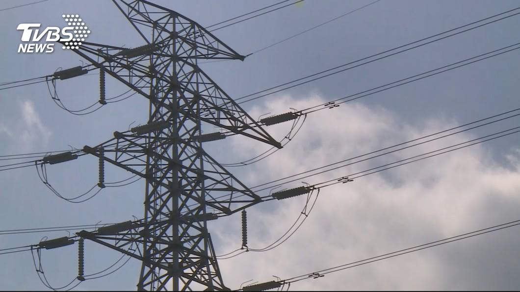 示意圖/TVBS 公投後電力缺口如何補? 沈榮津:明年1月底說明