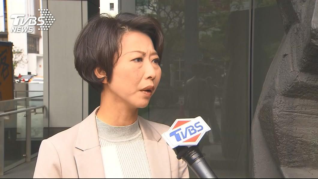 民進黨立委陳亭妃。(圖/TVBS) 邁向國家正常化修憲提案 陳亭妃:逾半立委連署