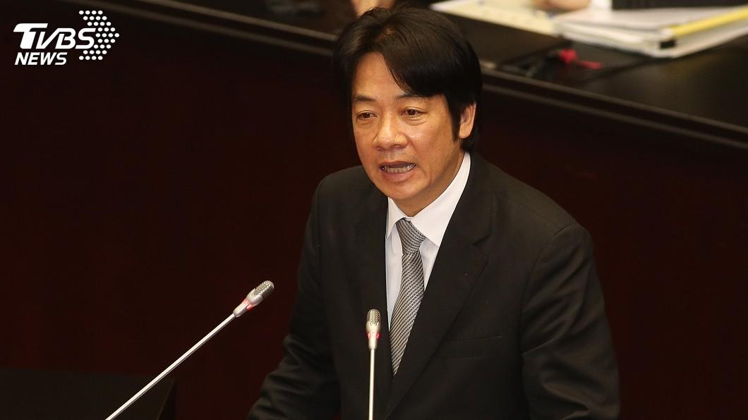 圖/TVBS 賴揆:有決心信心落實 2025年非核家園目標
