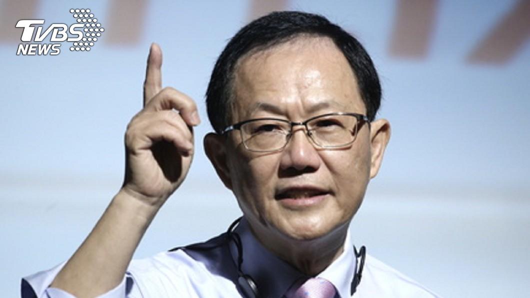 圖/中央社 國民黨台北市長初選民調 丁守中勝出