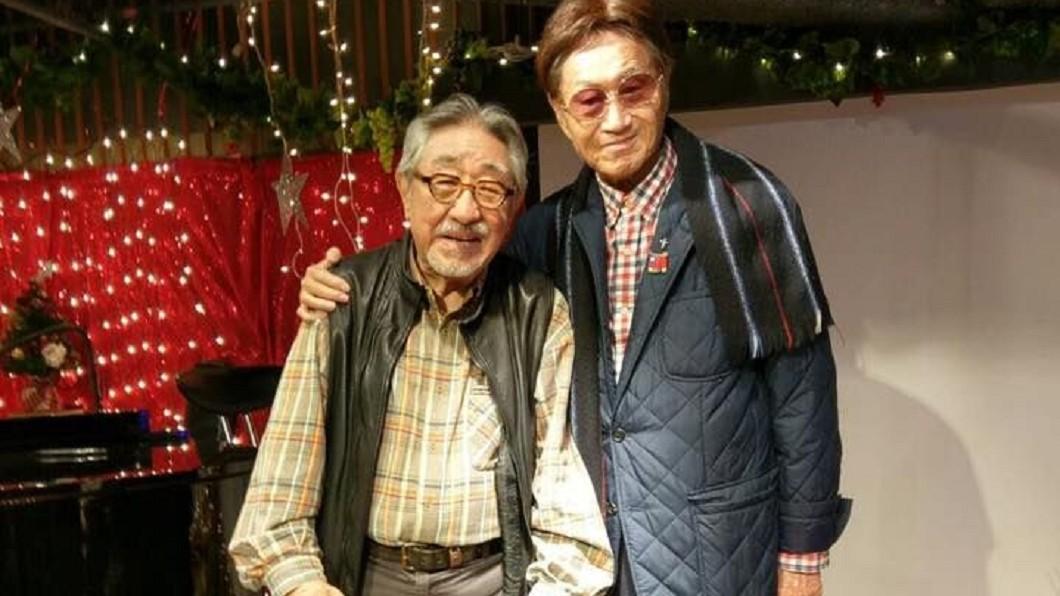 圖/翻攝自傅達仁臉書 「真沒想到他比我先走」 傅達仁悼好友孫越