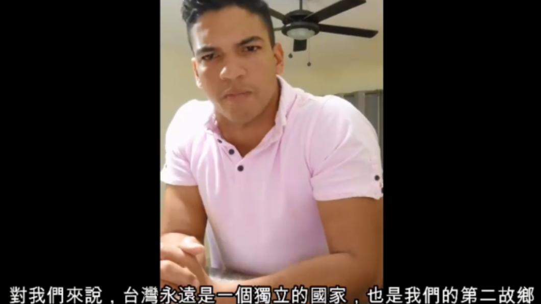 翻攝/Hafid G Rod臉書 台多斷交!軍校交換生致歉:「台灣是獨立國家也是故鄉」