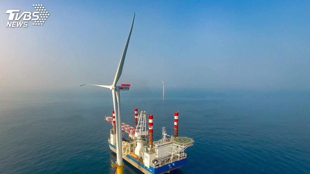 圖/中央社 台推離岸風電 歐商會:過早在地化不利產業發展