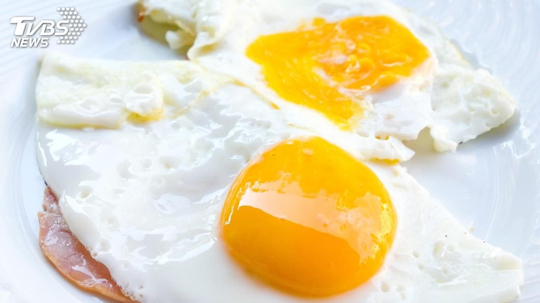 示意圖/TVBS 別再誤會雞蛋了!每天吃「可降膽固醇」還能增強記憶力