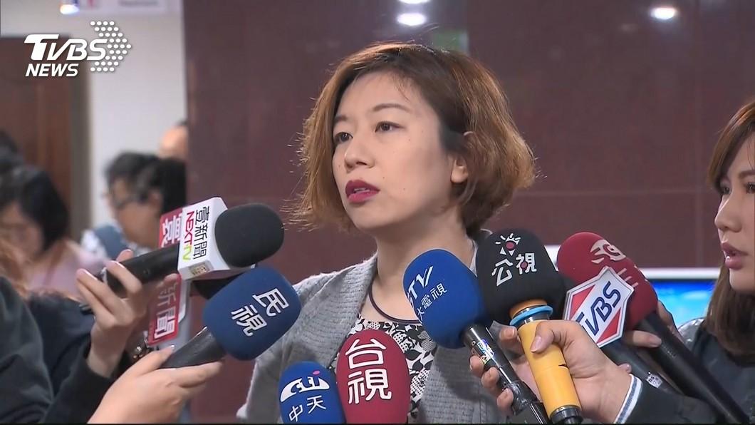 圖/TVBS資料畫面 「再投國民黨就不生小孩!」林靜儀:被催生就這樣答
