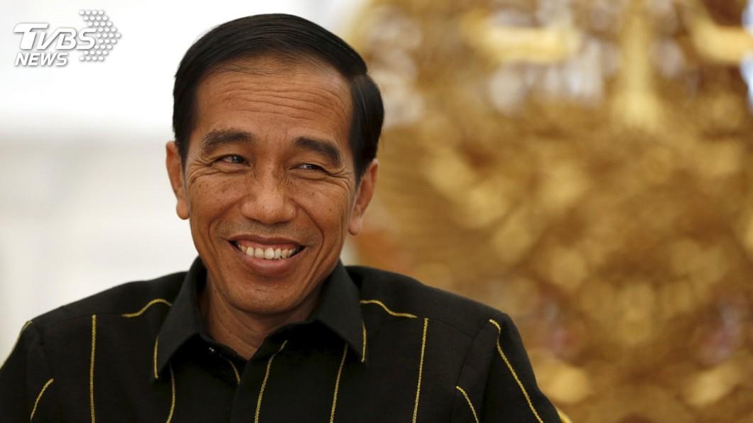 印尼總統佐科威20日霸氣表示:「如果任何人想要開戰,印尼奉陪。」圖/達志影像路透社 納島增兵不甩中國 印尼總統霸嗆:要戰來戰!