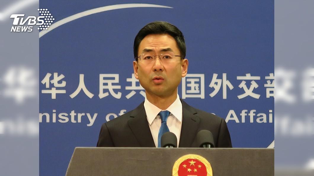 圖/TVBS 美航拒改「台灣歸中國」 陸外交部放話:拭目以待