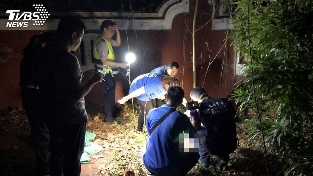 圖/中央社 男酒後借錢引衝突致死 犯嫌返回現場遭逮