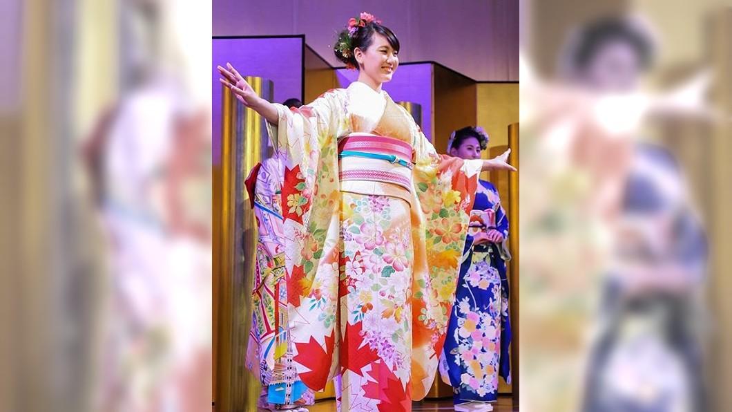 加拿大版和服。圖/IG kimono_project