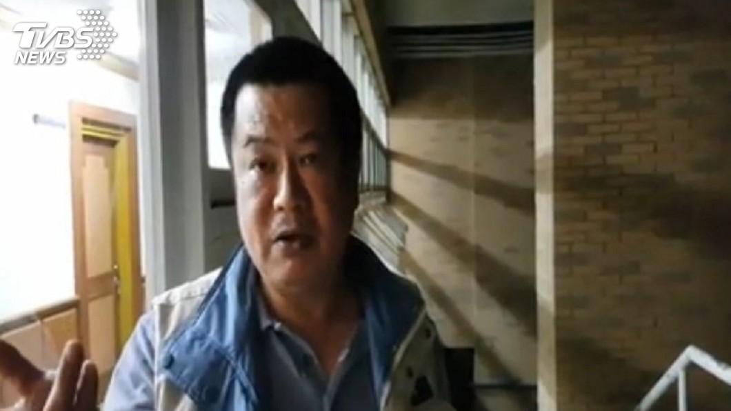 圖/TVBS 吳茂昆踹共!合夥人歐陽彥堂撤銷公司登記 被控落跑