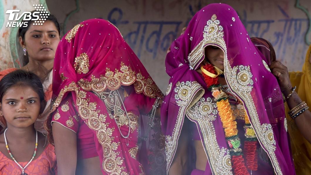 圖/達志影像美聯社 杜絕童婚! 孟加拉與慈善機構推確認年齡App