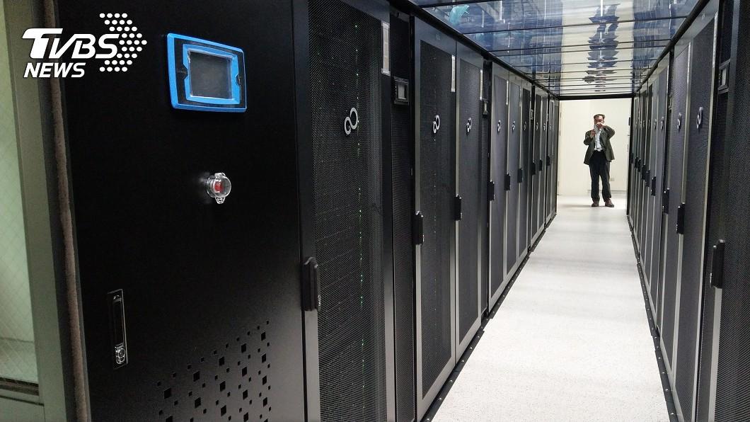 圖/中央社 超級電腦取名台灣杉 國網中心道出背後原因