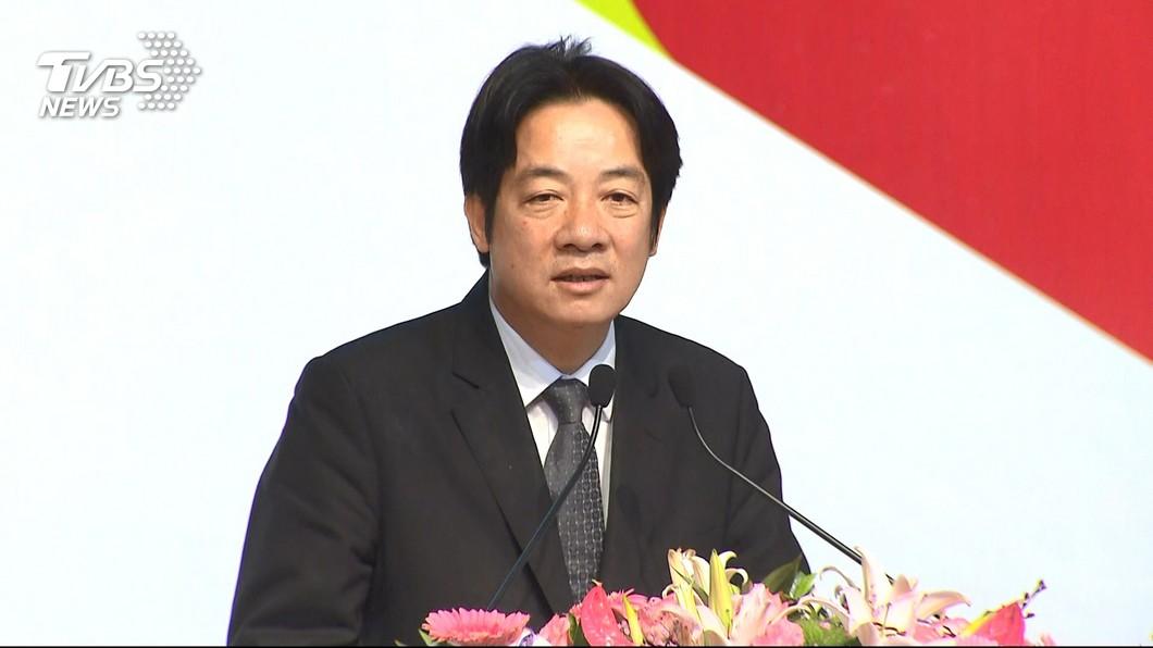 圖/TVBS 初估10案公投綁年底選舉 賴揆促選務零缺點