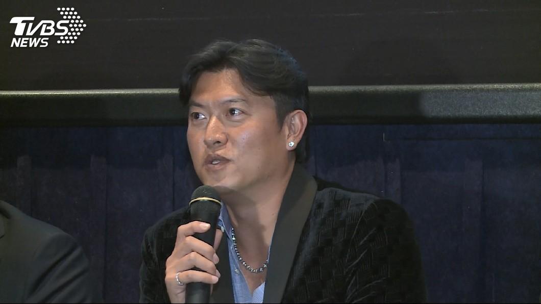 圖/TVBS 王建民談紀錄片《後勁》 證明有努力就有成績