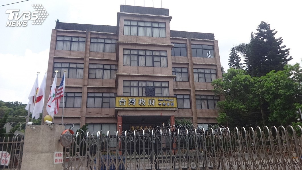 圖/中央社 檢調清查台灣民政府 支持者仍深信不疑