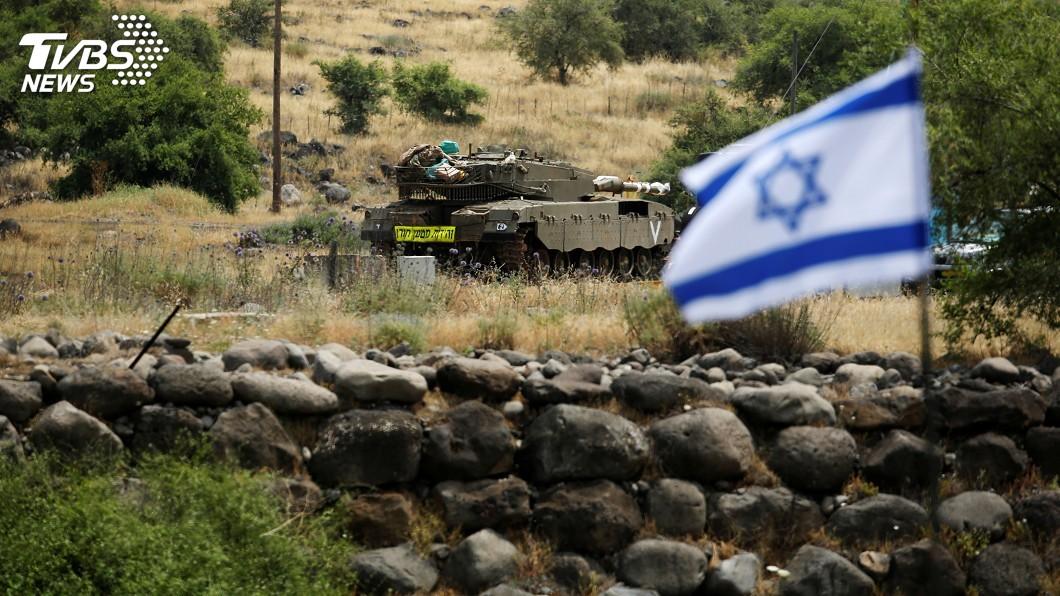 圖/達志影像路透社 以色列、伊朗互轟 全球領導人籲各方克制