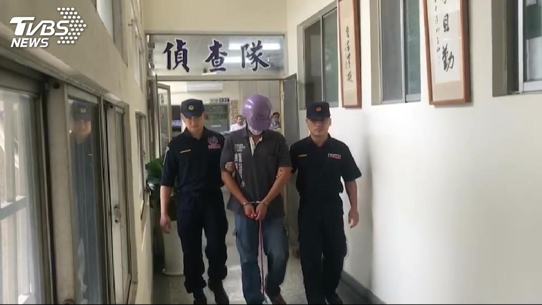 圖/TVBS資料畫面 犯後悔悟有社會化可能 逆孫榔頭擊殺3至親處無期