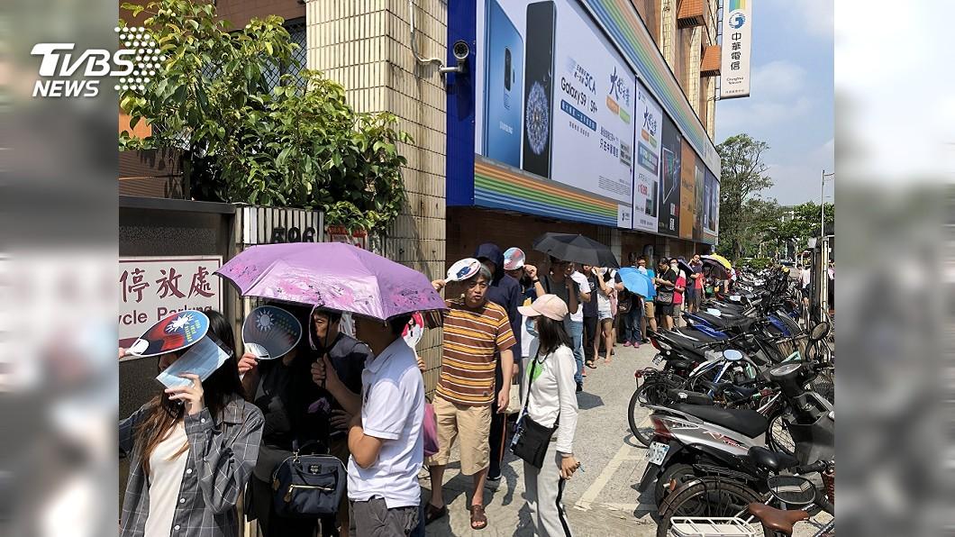 圖/中央社 499之亂 NCC要求中華電信14日說明
