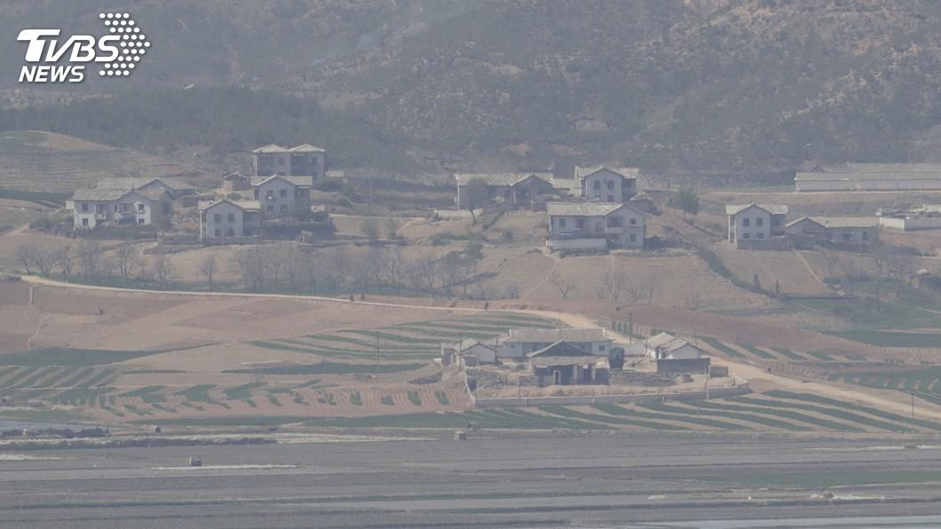 圖/達志影像美聯社 南北韓破冰 邊界地區成南韓房市熱點