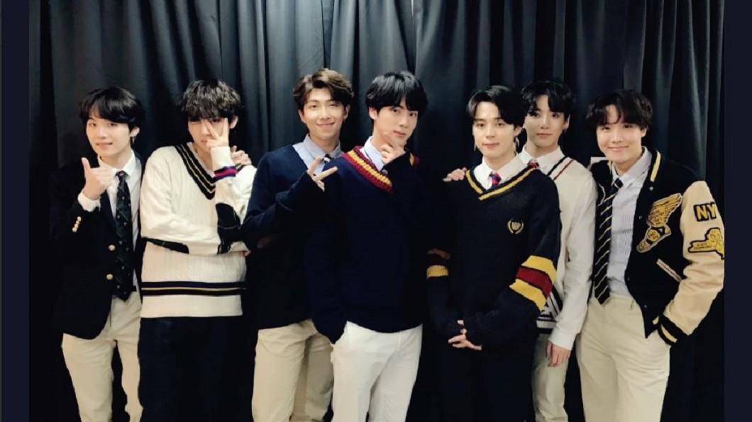圖/翻攝自BTS_official Twitter