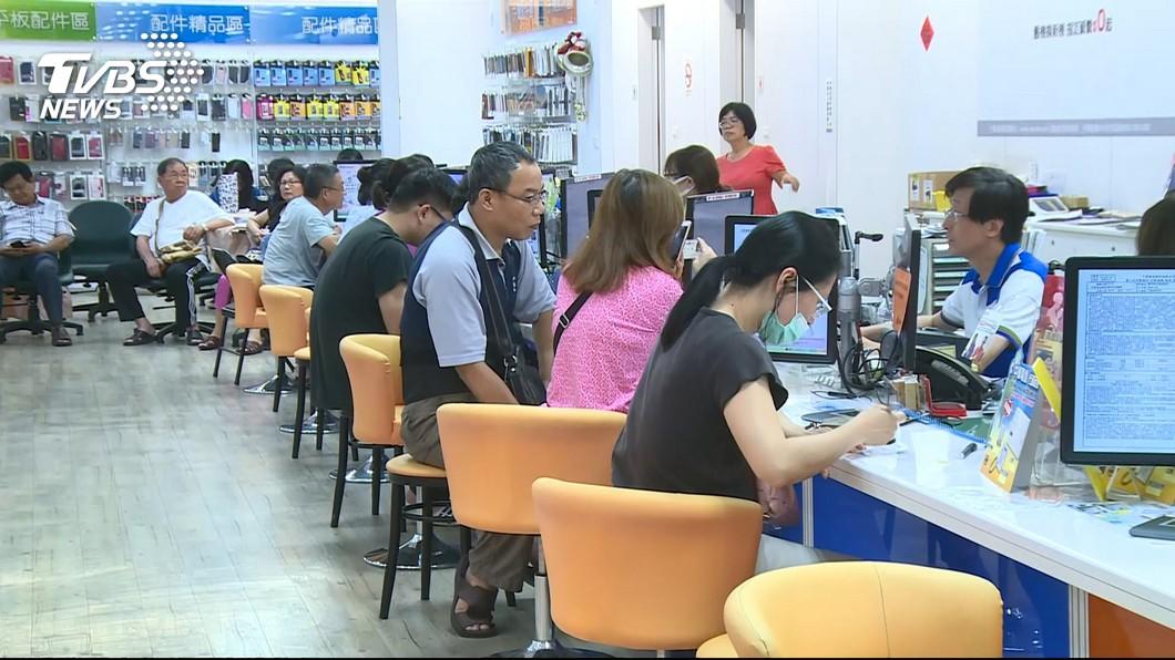 圖/TVBS 再出招!中華電信499「線上預辦」 延長至5/31