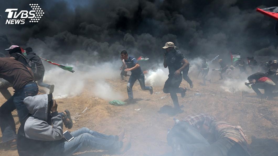 圖/達志影像路透社 採訪死亡之地 加薩攝影記者嘆生命無常