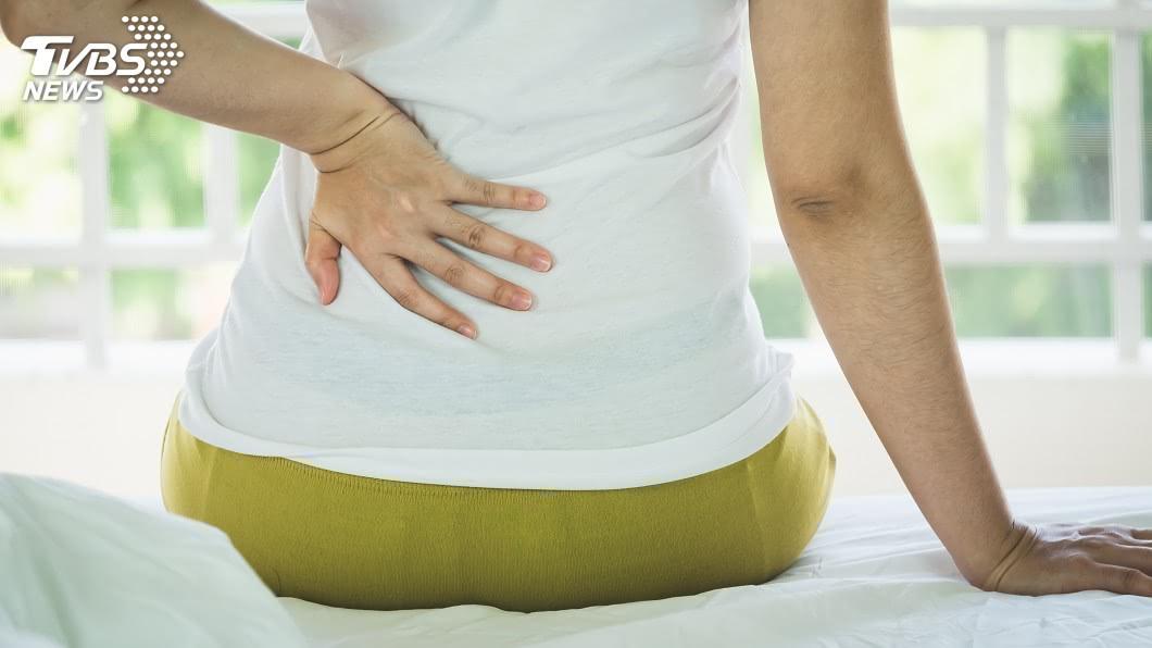 示意圖/TVBS 胰臟癌致死率超高 無故背痛、體重急降是警訊!
